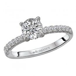 Classic Diamond Ring