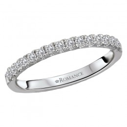 Matching Diamond Ring