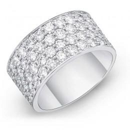 Diamond Stackable Wedding Rings