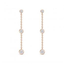 Diamond Dangle/Drop Earrings