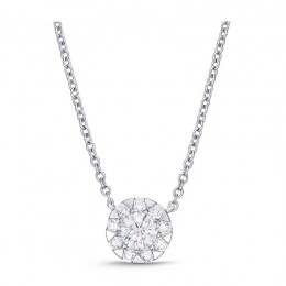 Diamond Bouquets Everyday Necklace 1.50ct look