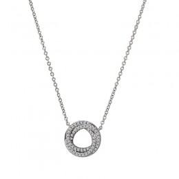 Ladies Fashion Diamond Necklace