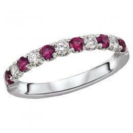 Ladies Fashion Gemstone Ring