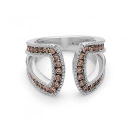 Sterling Silver U Ring