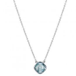 Ladies Fashion Gemstone Necklace
