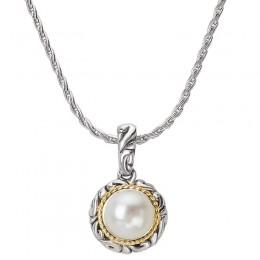 Ladies Fashion Pearl Pendant