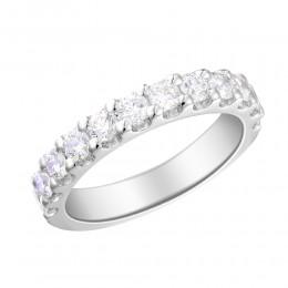 1 Carat Shared Prong Diamond Band