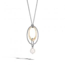 Palu Pearl 32 Pendant Necklace