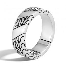 Classic Motif Band Ring