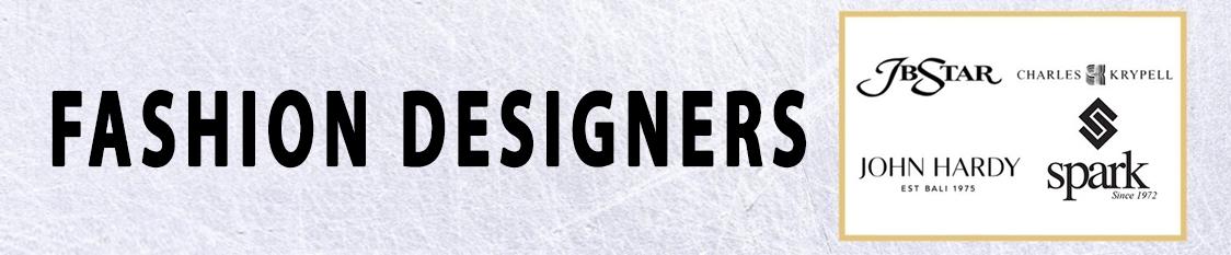 Shop our Fashion Designers